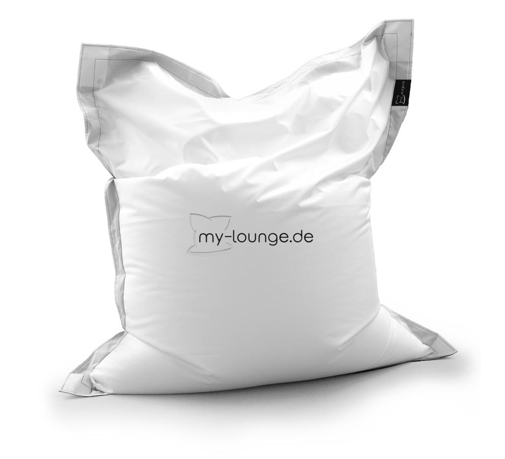 Teilbedruckter Sitzsack Lounger von my-lounge.de