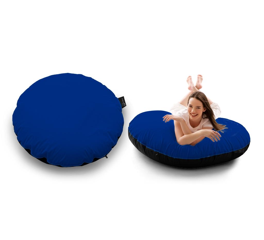 Sitzsack Bow Lounger UNI Blau my-lounge.de