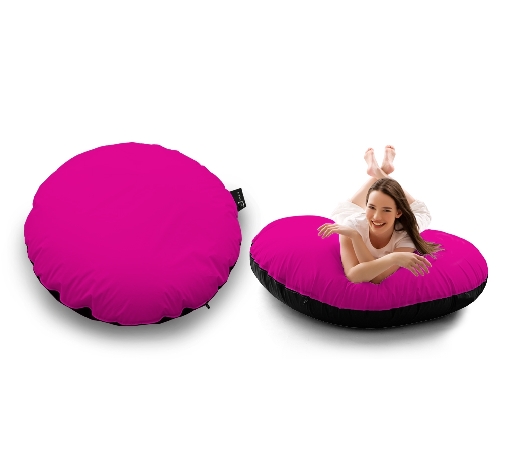 Sitzsack Bow Lounger UNI Pink my-lounge.de