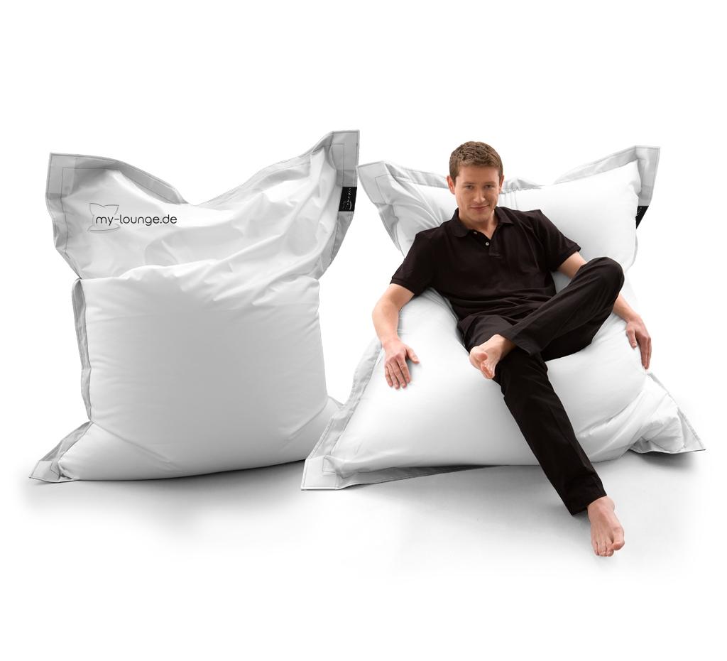 Sitzsack Lounger Flexdruck my-lounge.de