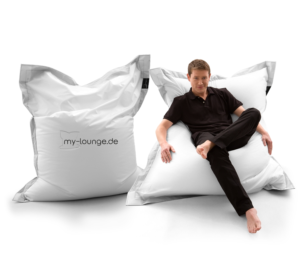 Sitzsack Lounger Flexdruck my-lounge.de