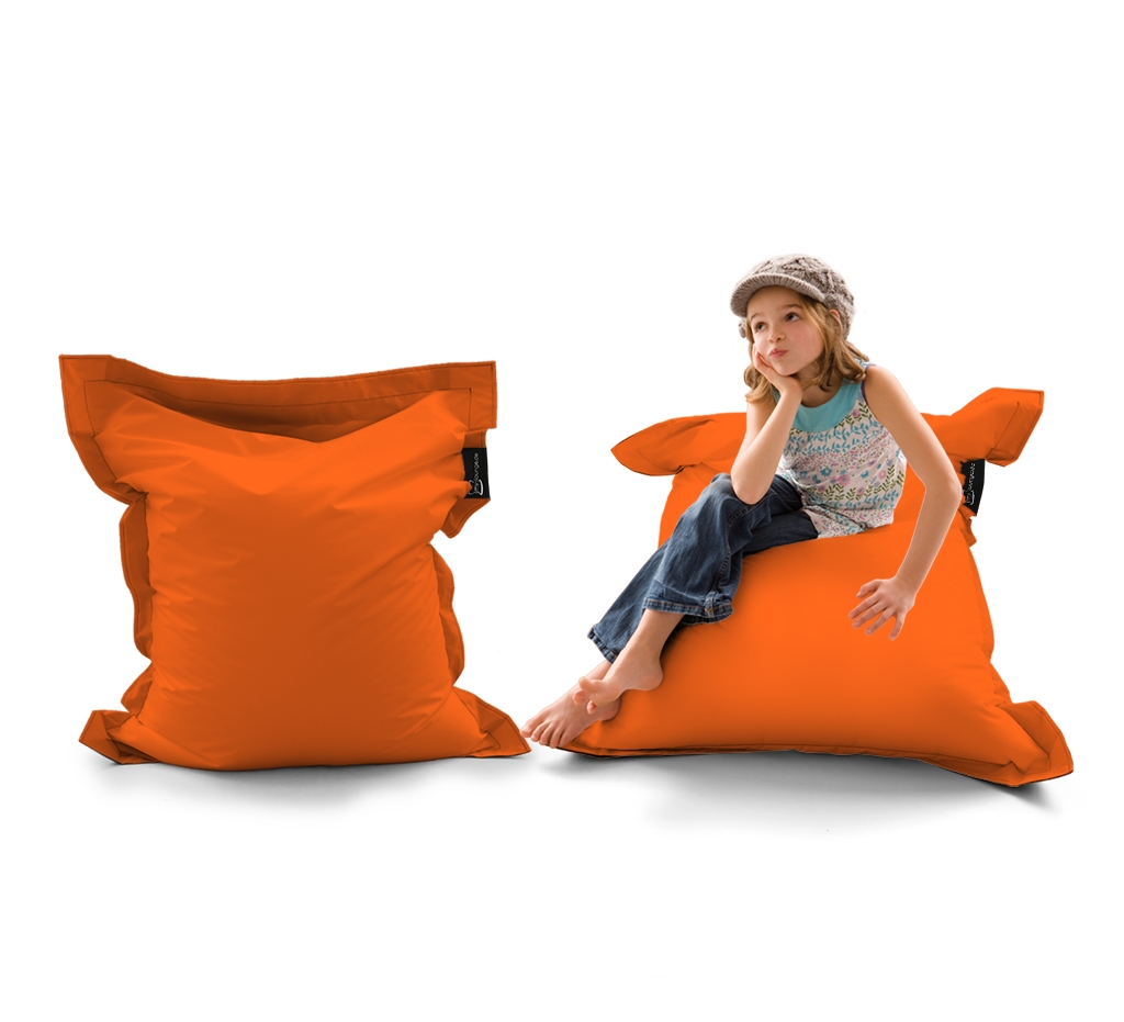 Sitzsack Mini Lounger UNI Orange my-lounge.de