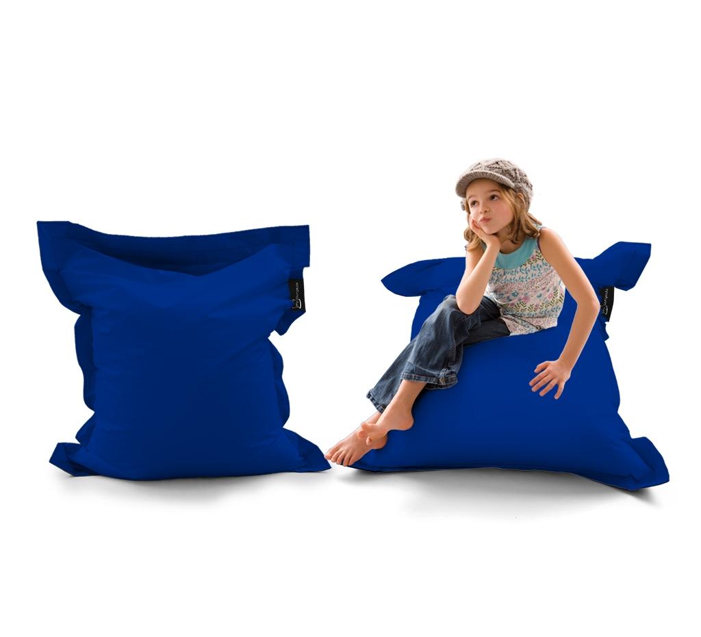 Sitzsack Mini Lounger UNI Blau my-lounge.de