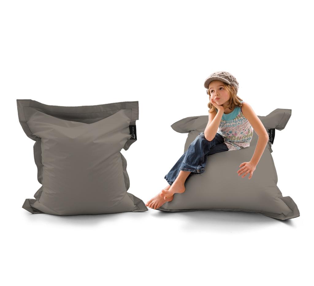 Sitzsack Mini Lounger UNI Khaki my-lounge.de