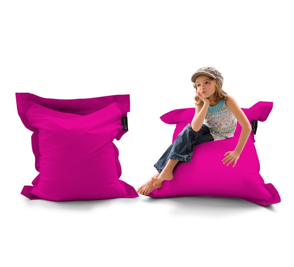 Sitzsack Mini Lounger UNI Pink my-lounge.de